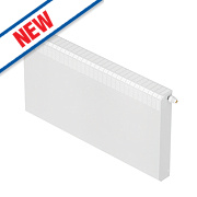 Barlo Double Panel Plus Low Surface Temperature Radiator White 870 x 900mm