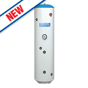 RM Prostel Slimline Indirect Unvented Hot Water Cylinder 60Ltr