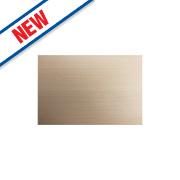 Oak Kitchens Slab 600 Appliance Door 596 x 432mm