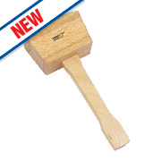 Forge Steel Wooden Mallet 4.5""