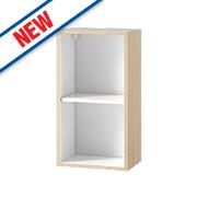 Oak Kitchen Wall Cabinet 400 x 282 x 738mm