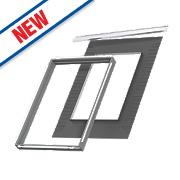 Velux BDX CK04 2000 Single Window Insulation & Felt Collars 550 x 980mm