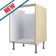 Oak Kitchen Pan Drawer Base Cabinet 500 x 570 x 880mm