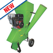 Handy Parts THCS-65 205cc Petrol Chipper / Shredder