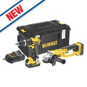 DeWalt DCK286M2-GB 18V 4.0Ah Li-lon XR Cordless Twin Pack