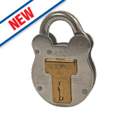 Squire 440 Old English Galvanised Steel Padlock 51mm