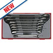 Teng Tools Combination Spanner Set 8 Pieces