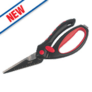 Forge Steel Heavy Duty Scissors 250mm