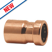 Yorkshire Tectite Sprint Push-Fit Pipe Reducer 28 x 22mm