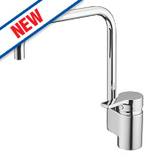 Ideal Standard Active Single Lever Basin Monobloc Mixer Tap Chrome