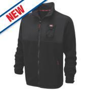 Lee Cooper Fleece Jacket Black Medium 60
