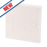 20A Flex Outlet Plate White