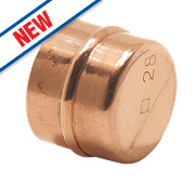 Yorkshire YP61 Solder Ring Stop End 22mm