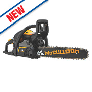 McCulloch CS 450 Elite 45cm 2.68hp 45cc Petrol Chainsaw