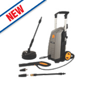 Titan TTB669PRW 130bar Pressure Washer 1.8kW 240V