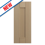 Oak Kitchens Shaker 300 Base/Wall Door 296 x 732mm