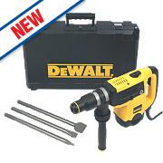DeWalt D25820KIT-GB 5kg SDS Max Chipping Hammer 240V