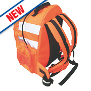 Hi-Vis Rucksack Orange
