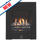 Focal Point Soho Multiflue Gas Fire Black Inset 6.2kW