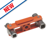 Bahco 5-Way Services Cabinet Key
