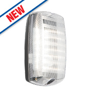 Saxby Avit LED Bulkhead Clear 7W