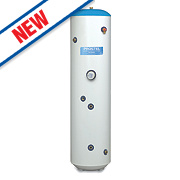 RM Prostel Slimline Indirect Unvented Hot Water Cylinder 120Ltr