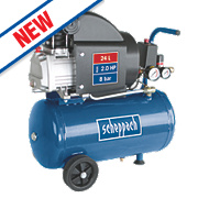 Scheppach HC25 24Ltr Compressor 230V