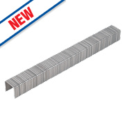 Tacwise Staples Stainless Steel 10 x 10.6mm 2000 Pack