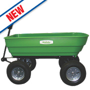 Handy Parts Poly Body Garden Trolley 1090 x 600 x 600mm