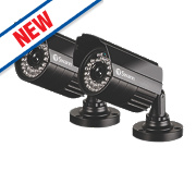 Swann PRO-735 Bullet Security Cameras Pack of 2