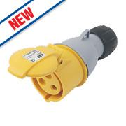 ABB Connector 32A 2P+E 110V 4H IP44