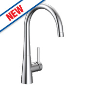 Watersmith Milan Monobloc Mixer Kitchen Tap Chrome