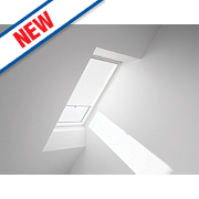 Velux Roller Blind White 1340 x 980mm