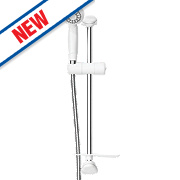 Redring Standard Shower Kit Modern Design White