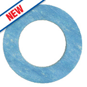 """Arctic Products Flexible Tap Connector Washers Blue ¾"""" Pack of 10"""