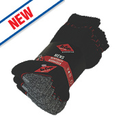 Lee Cooper Heavy Duty Work Socks Size Pack of 5
