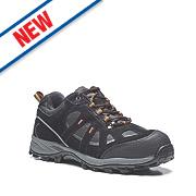 Scruffs Blaze Safety Trainers Black / Grey Size 8