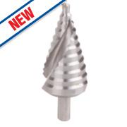 Erbauer Spiral Flute Step Drill Bit 6-36mm