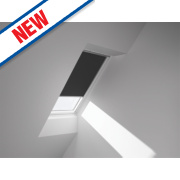 Velux Roof Window Black-Out Blind Black 1340 x 980mm