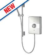 Aqualisa Lumi Electric Shower Chrome / Glass 10.5kW