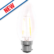 LAP Candle LED Lamp BC 2W