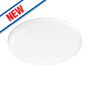 Philips Twirly LED Wall & Ceiling Light White 12W