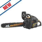 McCulloch CS 410 Elite 45cm 2.2hp 41cc Petrol Chainsaw