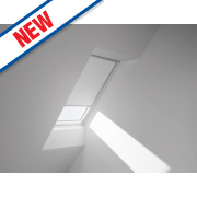 Velux Roof Window Blackout Blind White 1340 x 980mm