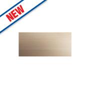 Oak Kitchens Slab 600 Bridging Door 596 x 293mm