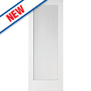 Jeld-Wen Shaker Single-Panel Obscure-Glazed Interior Door Primed 1981 x 686mm