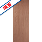Jeld-Wen Ply Flush Flush Interior Fire Door Unfinished 1981 x 686mm