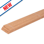 Vitrex Cork Expansion Strips Pack of 18