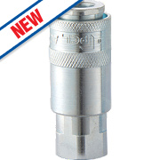 PCL Airflow Female Coupling Socket ¼""