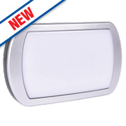 Brackenheath Ispot IP65 LED Driverless Bulkhead Black 10W